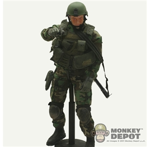 A Monkey Depot Store Display: BBi US Army Special Forces