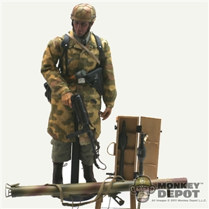 A Monkey Depot Store Display: Soldier Story WWII German 3rd Fallschirmjager Div