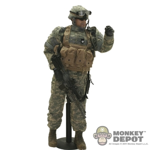 A Monkey Depot Store Display: BBI Lucas US Army