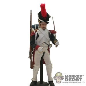 A Monkey Depot Store Display: Napoleonic Soldier