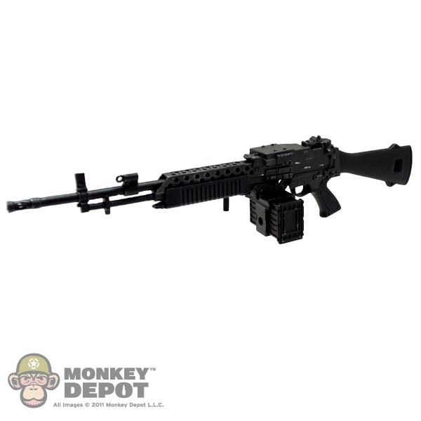 Monkey depot rifle hot toys stoner 63 light machine gun rifle hot toys stoner 63 light machine gun altavistaventures Image collections