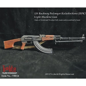 Rifle: Ti-Lite RPK Light Machine Gun (TL-8014)