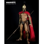 Boxed Figure: MomToys Ancient Greek Warrior (MOM-0006)
