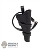 Holster: MomToys Black Pistol Holster