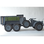 Boxed Vehicle: MV Toys 1/6 Full Metal 6x4 Truck Krupp Protze KFZ.70 (Grey)