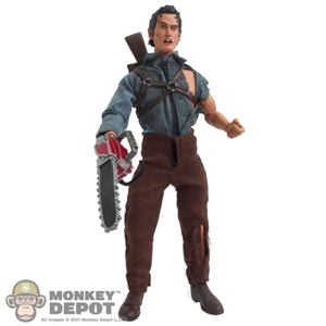 "Collectible Figure: Neca Evil Dead 2 - 8"" Ash"