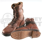 Boots Newline Miniatures German WWII Fallschirmjager Brown Jump Tall