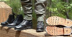 Boots Newline Miniatures German WWII Short Black coth gaiters
