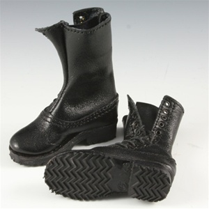 Boots Newline Miniatures German WWII Fallschirmjager Side Lacing
