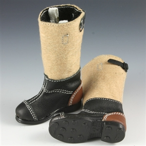 Boots Newline Miniatures German WWII Winter Felt