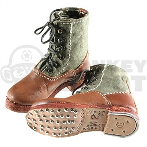 Boots Newline Miniatures German WWII Tropical Canvas Short