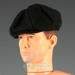 Hat Newline Miniatures Newsboy Cap Black
