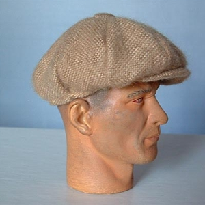 Hat Newline Miniatures Newsboy Cap Tan