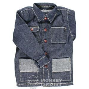 Newline Miniatures Denim Work Jacket