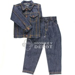 Newline Miniatures Denim Jacket and Jeans