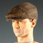 Hat: Newline Miniatures Driving Cap Brown