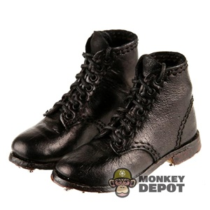 Boots: Newline Miniatures German WWII Short Black