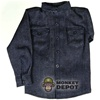 Shirt: Newline Miniatures Western Blue Denim