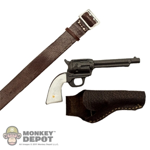 "Pistol: Newline Miniatures ""Deadwood"" Cowboy Pistol and Holster Set"