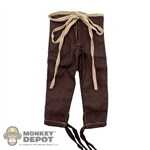 Pants: Newline Miniatures Brown Pantaloons