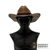 Hat: Newline Miniatures Western Tom Horn Hat - Brown