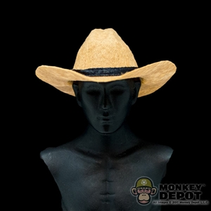 Hat: Newline Miniatures Western Tom Horn Hat - Tan