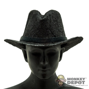 Hat: Newline Miniatures Western Hat Black Band