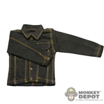 Jacket: Newline Miniatures Denim Jacket Faded (Brown)