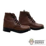 Boots: Newline Miniatures German WWII Short Brown