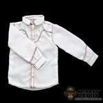 Shirt: Newline Miniatures Western White Shirt