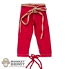 Pants: Newline Miniatures Red Pantaloons