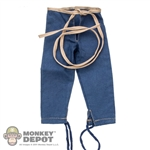 Pants: Newline Miniatures Blue Pantaloons