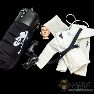 Uniform Set: Crazy Owner Free Fighter Set Black (COF-024A)