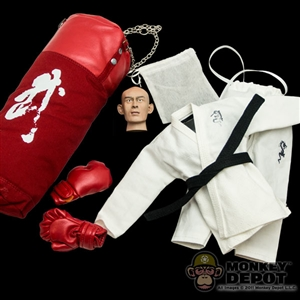 Uniform Set: Crazy Owner Free Fighter Set Red (COF-024B)