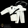 Uniform: Crazy Owner White Karate Uniform