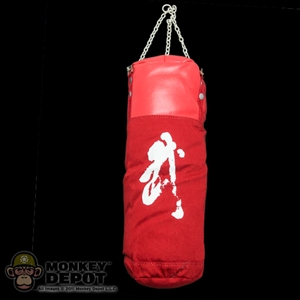 Tool: Crazy Owner Red Heavy Bag