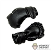 Gloves: Crazy Owner Black Boxing Gloves