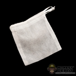 Crazy Owner White Cloth Bag