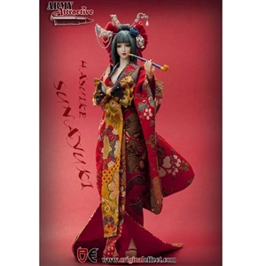 Boxed Figure: Original Effect Hasuike Sunayuki