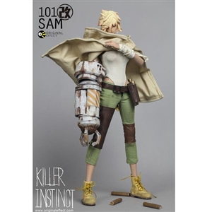 Boxed Figure: Original Effect Killer Instinct (1005)