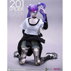 Clothing Set: Original Effect Nightmare Theme Suit Spider Girl (OE-VOL201)