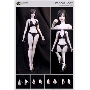 Boxed Figure: Original Effect Reborn Body