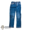 Pants: OneToys Blue Jeans