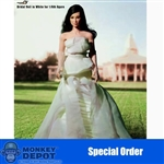 Boxed Figure: Phicen White Bridal Gown (PLSHE-002)