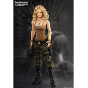Boxed Figure: Phicen Female Agent (PL2013-24)