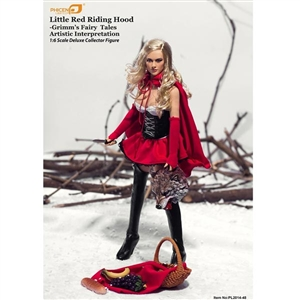 Boxed Figure: Phicen Little Red Riding Hood (PL2014-48)