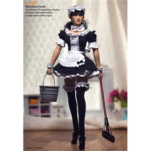 Boxed Figure: Phicen Maidservant Uniform Temptation Series (PL2014-35)