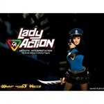 Boxed Figure: Phicen Lady Action (PL2014-47)