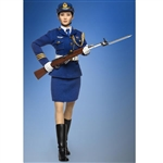 Boxed Figure: Phicen Female Honor Guard From Air Force (PL2014-32)