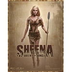 Boxed Figure: Phicen Sheena, Queen of The Jungle (PL2014-50)